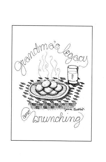 Farm Grove Cookbook Grandmas Legacy